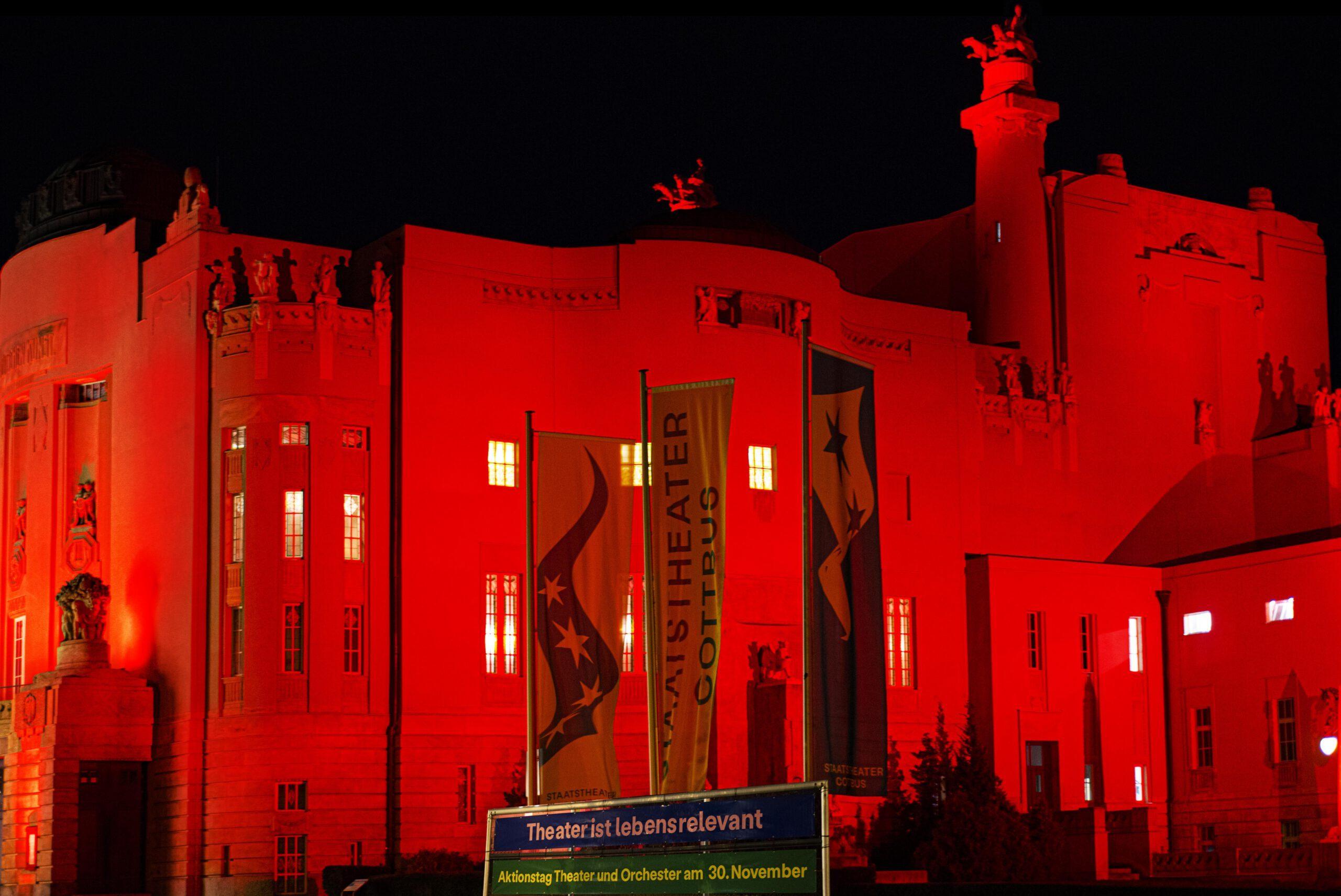 ! Staatstheater Cottbus plant Wiedereröffnung ab März 2021